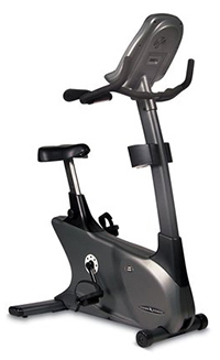 Vision E3800HRT Upright Bike